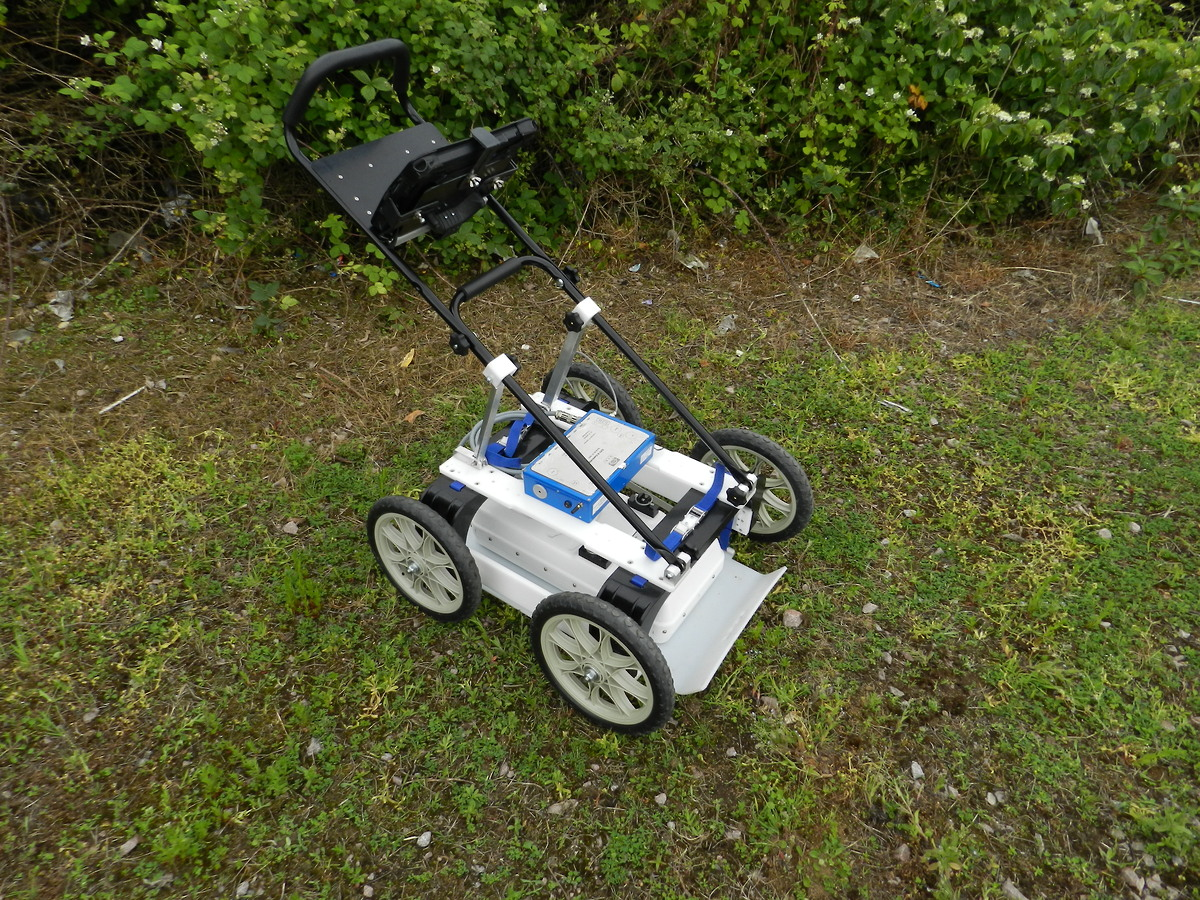 GroundVue 3- GPR Geophysical Land Product