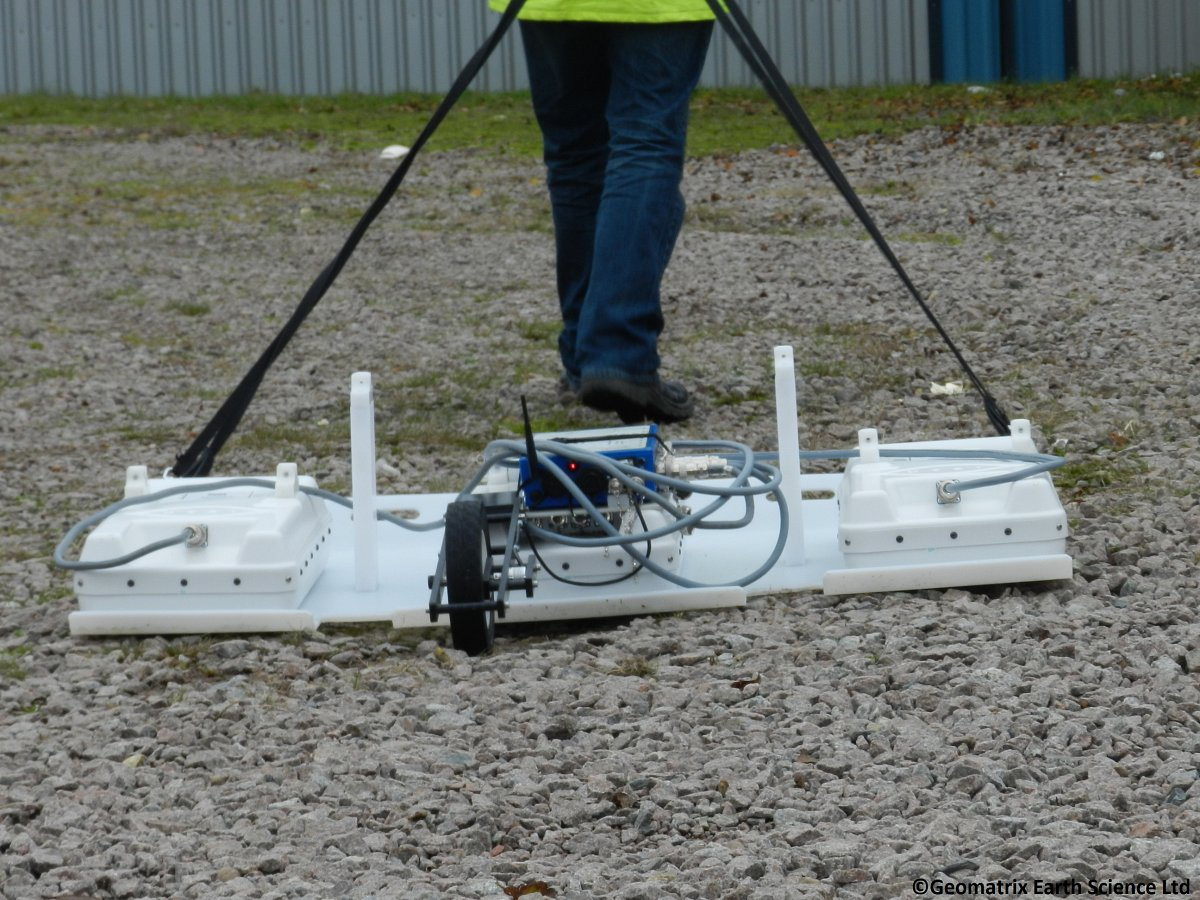 Groundvue 3 Gpr Geophysical Land Product