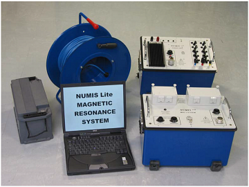 NUMIS Lite system. Image Courtesy of Iris Instruments.