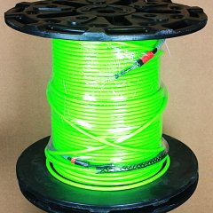 Soft tow cable