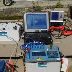Electrical Resistivity Sysmar Geophysical Software
